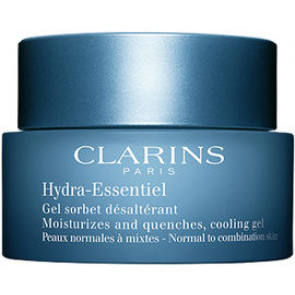 Clarins Hydra-Essentiel Moisturizes and Quenches, Cooling Gel Normal to Combination Skin 50ml