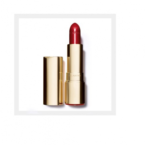 Clarins Joli Rouge Brilliant 754S Deep Red