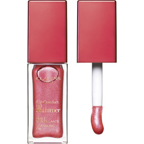 Clarins Lip Comfort Oil Shimmer 04 Pink Lady 7 ml.