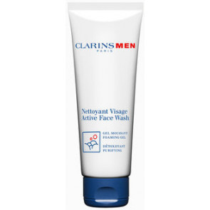 ClarinsMen Active Face Wash 125ml