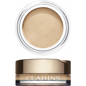 Clarins Ombre Velvet Eyeshadow 01 White Shadow 4 g.