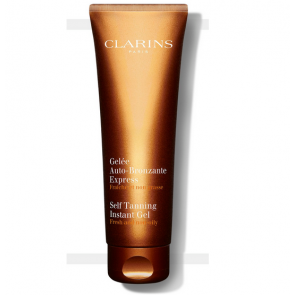 Clarins Self tanning Instant Gel Fresh and Non-Oily 125ml