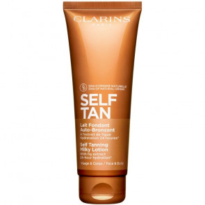 Clarins Self Tanning Smootning Lotion 125ml