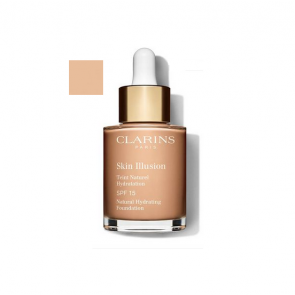 Clarins Skin Illusion SPF 15 Natural Hydrating Foundation 108 Sand