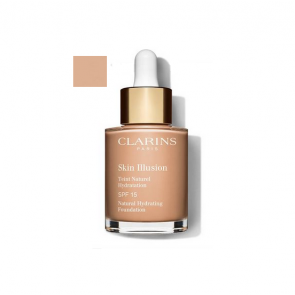 Clarins Skin Illusion SPF 15 Natural Hydrating Foundation 109 Wheat