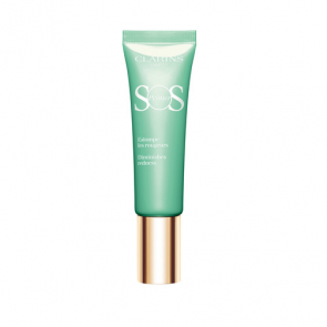 Clarins SOS Primer Boosts Radiance 04 Green