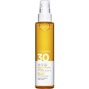Clarins Sun Body Oil Spf30 150 ml.