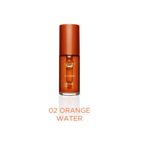 Clarins Water Lip Stain 02 Orange Water