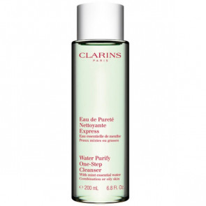 Clarins Water Purify One-step Cleanser Combination or Oily Skin 200 ml