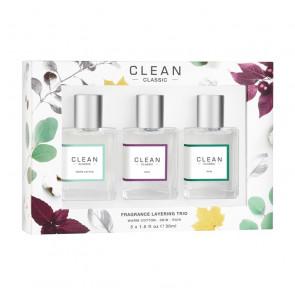 Clean Parfumer Layering Trio Gaveæske