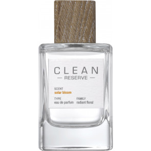 Clean Reserve Solar Bloom Eau de Parfum 100 ml.