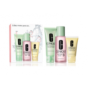 Clinique 3-Step Skin Care Intro Set, Skin Type 3