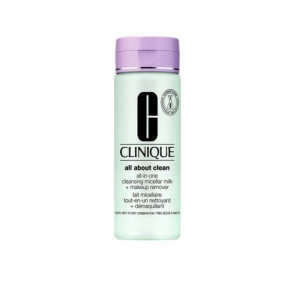 Clinique All-in-One Cleansing Micellar Milk + Makeup Remover 200 ml.