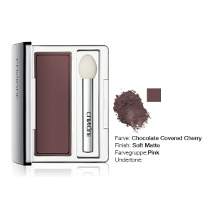 Clinique All About Shadow™ Single Soft Matte - Chocolate Covered Cherry