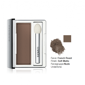 Clinique All About Shadow™ Single Soft Matte - French Roast