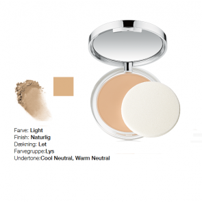 Clinique Almost Powder Makeup Broad Spectrum SPF 15 - Light