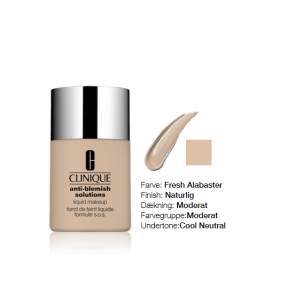 Clinique Anti-Blemish Solutions Liquid Makeup - Fresh Alabaster