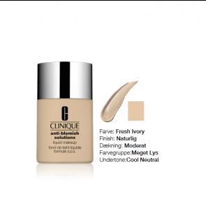 Clinique Anti-Blemish Solutions Liquid Makeup - Fresh Ivory
