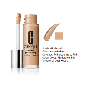 Clinique Beyond Perfecting™ Foundation + Concealer 09 Neutral