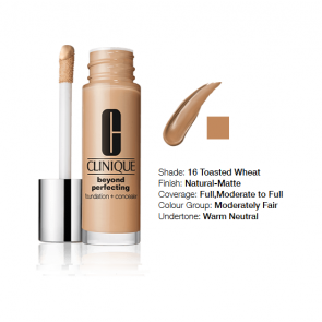 Clinique Beyond Perfecting™ Foundation + Concealer 16 Toasted Wheat