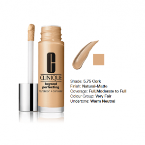 Clinique Beyond Perfecting™ Foundation + Concealer 5.75 Cork