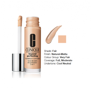 Clinique Beyond Perfecting™ Foundation + Concealer 05 Fair