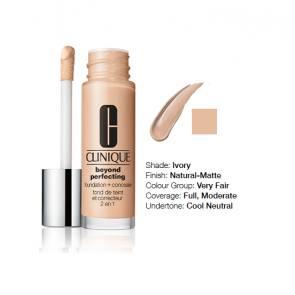 Clinique Beyond Perfecting™ Foundation + Concealer A6 Ivory