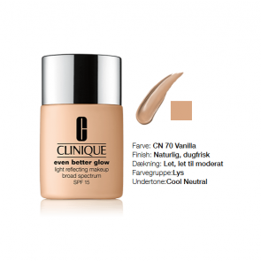 Clinique Even Better Glow™ Light Reflecting Makeup Broad Spectrum SPF 15 - CN 70 Vanilla