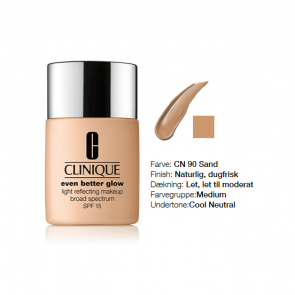Clinique Even Better Glow™ Light Reflecting Makeup Broad Spectrum SPF 15 - CN 90 Sand