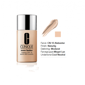 Clinique Even Better™ Makeup Broad Spectrum SPF 15 - CN 10 Alabaster