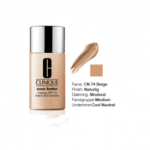Clinique Even Better™ Makeup Broad Spectrum SPF 15 - CN 74 Beige