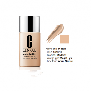 Clinique Even Better™ Makeup Broad Spectrum SPF 15 - WN 16 Buff
