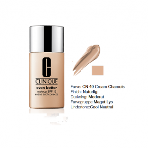 Clinique Even Better™ Makeup Broad Spectrum SPF 15 - CN 40 Cream Chamois