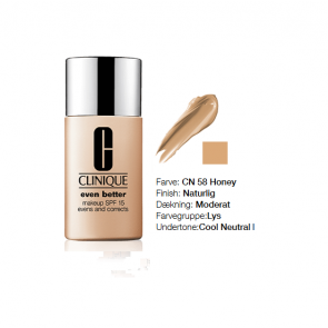 Clinique Even Better™ Makeup Broad Spectrum SPF 15 - CN 58 Honey