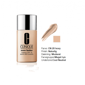 Clinique Even Better™ Makeup Broad Spectrum SPF 15 - CN 28 Ivory
