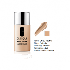 Clinique Even Better™ Makeup Broad Spectrum SPF 15 - CN 52 Neutral