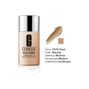 Clinique Even Better™ Makeup Broad Spectrum SPF 15 - CN 90 Sand