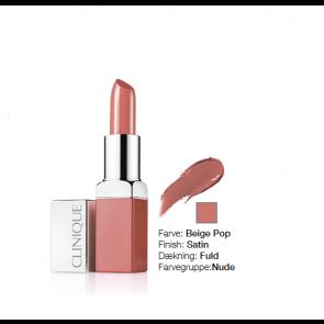 Clinique Pop™ Lip Colour + Primer - Beige Pop