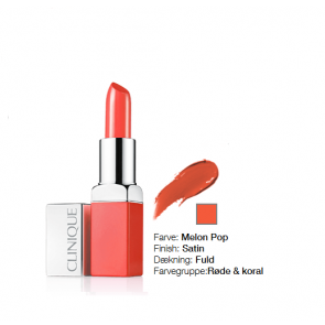 Clinique Pop™ Lip Colour + Primer - Melon Pop