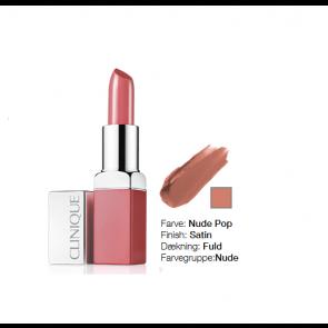 Clinique Pop™ Lip Colour + Primer - Nude Pop