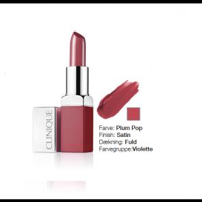 Clinique Pop™ Lip Colour + Primer - Plum Pop