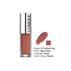 Clinique Pop Splash™ Lip Gloss + Hydration 03 Sorbet Pop