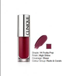 Clinique Pop Splash™ Lip Gloss + Hydration 14 Fruity Pop