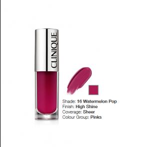 Clinique Pop Splash™ Lip Gloss + Hydration 16 Watermelon Pop