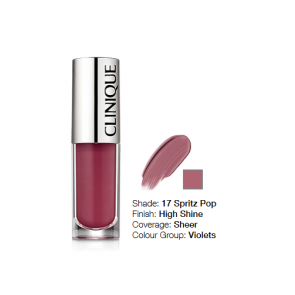 Clinique Pop Splash™ Lip Gloss + Hydration 17 Spritz Pop