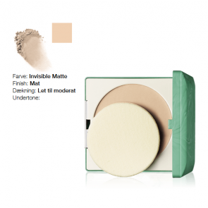 Clinique Stay-Matte Sheer Pressed Powder - Stay Invisible Matte