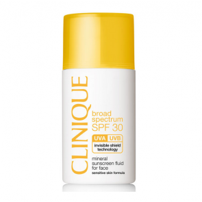 Clinique Sun Care SPF30 Mineral Sunscreen Fluid for Face
