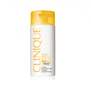 Clinique Sun Care SPF 30 Mineral Sunscreen Lotion For Body