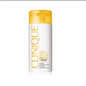 Clinique Sun Care SPF 30 Mineral Sunscreen Lotion For Body