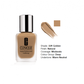 Clinique Superbalanced™ Makeup 114 Golden